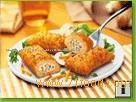 Potato Pockets (Chicken & mushrooms)