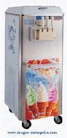Soft Serve Ice Cream Machine Model No. ICM833