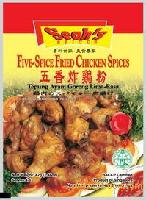 Five-Spices Fried Chicken Spices