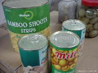 CANNED MUSHROOMS,CANNED FRUITS