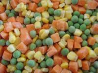 IQF 3-way mixed vegetables