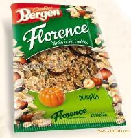 Florence Cookies pumpkin