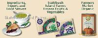 IQF Vegetables, IQF Fruits
