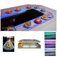 Lighting  Rotary   sushi  conveyor