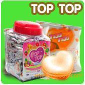 Top top fruit candy