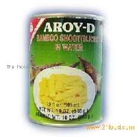 Aroy-D Can  Bamboo  Slice