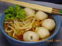 Chilli Fish Ball
