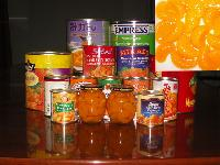 Canned Mandarine Orange