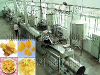 Fried Potato Chips Processing Line