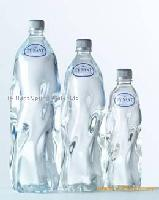 natural mineral water in pet