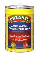 Urzante oil specially for frying