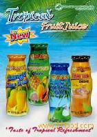 Tropical Fruit Juice