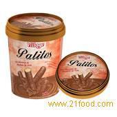 Village Chocolate Sticks new Jar