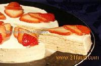 Family Hazelnut Torte