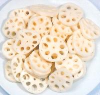 Boiled Lotus Root Slice