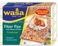 Wasa Fiber Rye Crispbread