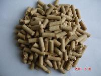 Rice Bran Meal Pellet