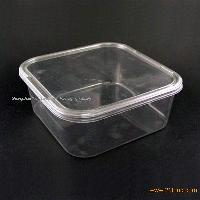 Disposable Plastic Food Container(Lunch Box-2430ml)