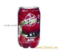 Sparkling Yangmei  Juice  in  PET - can