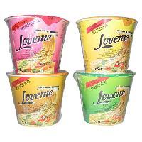 Cup instant noodles