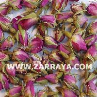 Dry Pink Rosebuds