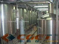 brewery equipment in small brewery