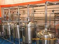 beer test equipment of mash system