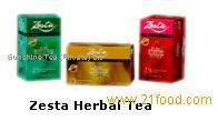 Zesta Herbal Tea