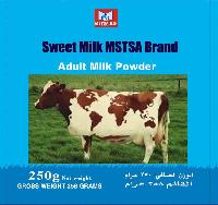 instant full cream milk powder of 26%