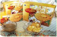 Apricot Kernels Biscuits