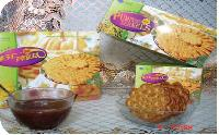 Pumpkinseed Kernels Biscuits