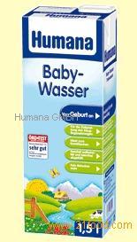 Humana Babywasser
