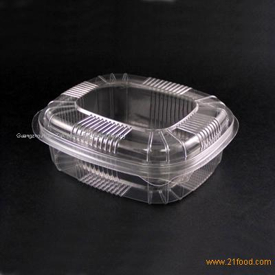 Disposable Plastic Food Container Food And Cake Box