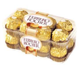 Ferrero Rocher T16 (1x5x4)