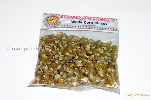 White Corn Chicos