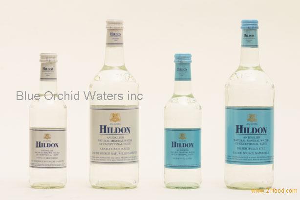 brand water