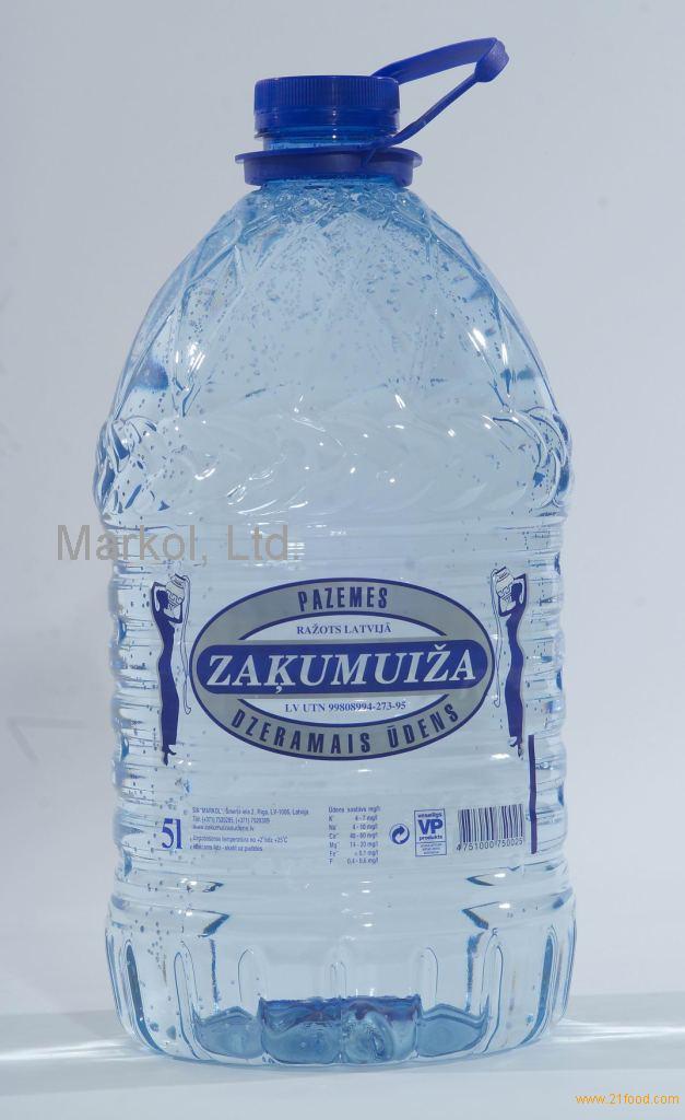 Mineral Water Bottle Logo Mineral Water 5 l Pet Bottle