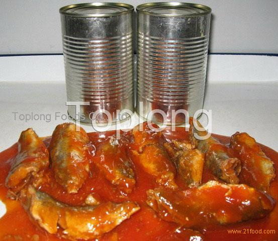 Canned Sardines in brine, tomato sauce, oil