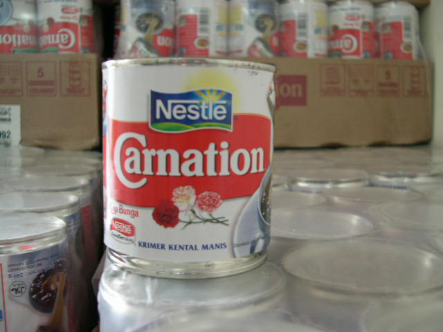 Product Name: Nestle Carnation Sweetened Condensed Milk