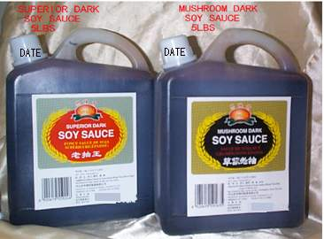 Packing Chinese Food How Many Soy Sauce
