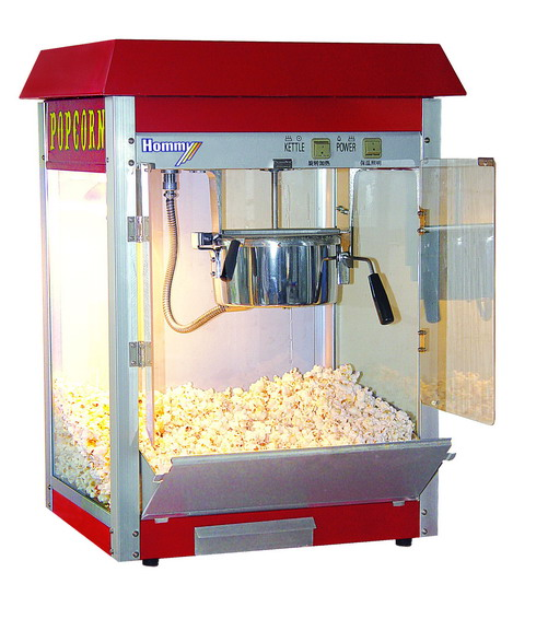 my popcorn machine
