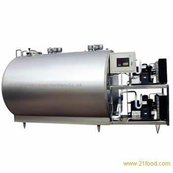 Milk cooling tank/ Milk chilling tank