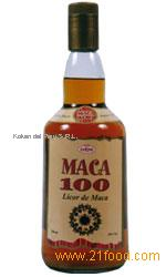 LICOR OF MACA