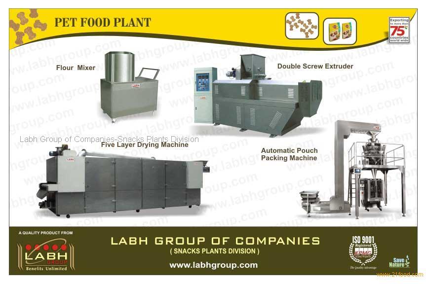 Pet Food Processing Pet Food Processing Plant