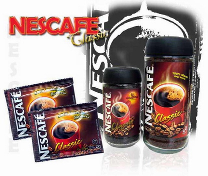 NESCAFE Classic ProductsIndonesia NESCAFE Classic Supplier