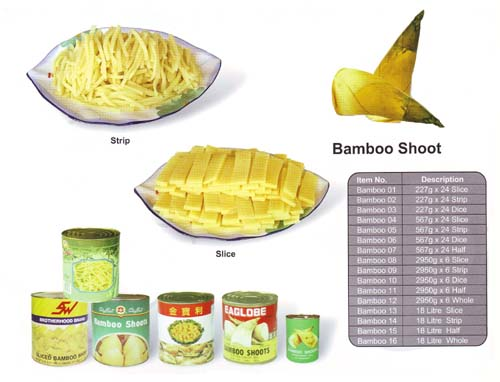 how to cook canned bamboo shoots