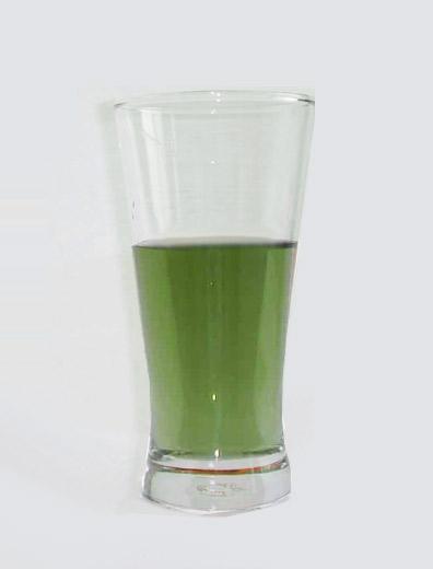 Gardenia Green Color