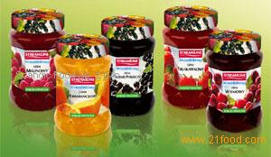 Low-sugar jams products,Poland Low-sugar jams supplier