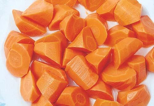 Boild Carrot Random Cut products,China Boild Carrot Random ...