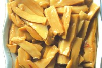 Spice bamboo shoots